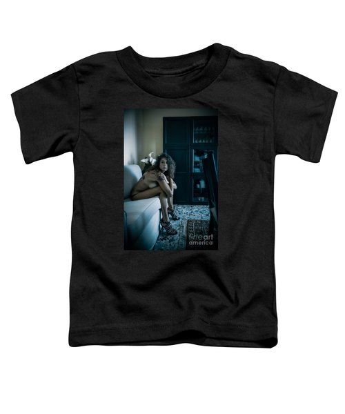 Que Nos Vies Aient L'air D'un Film Toddler T-Shirt