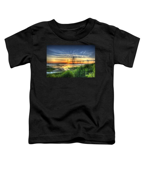 Lowcountry Sunset Toddler T-Shirt