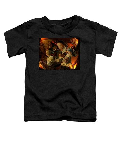 17th Century Maidens Toddler T-Shirt