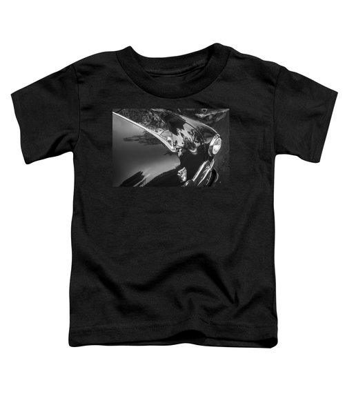 1949 Ford 2 Door Custom Painted Bw    Toddler T-Shirt