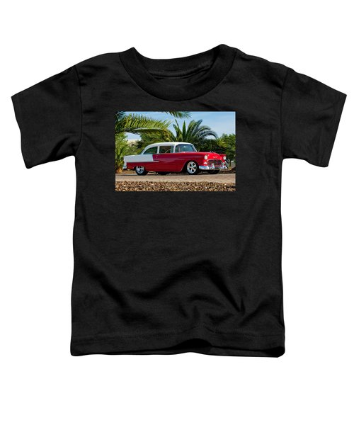 1955 Chevrolet 210 Toddler T-Shirt
