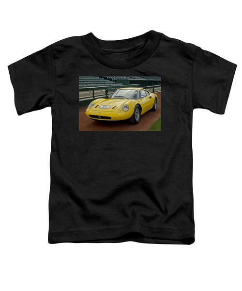 1972 Ferrari Dino 246 Toddler T-Shirt