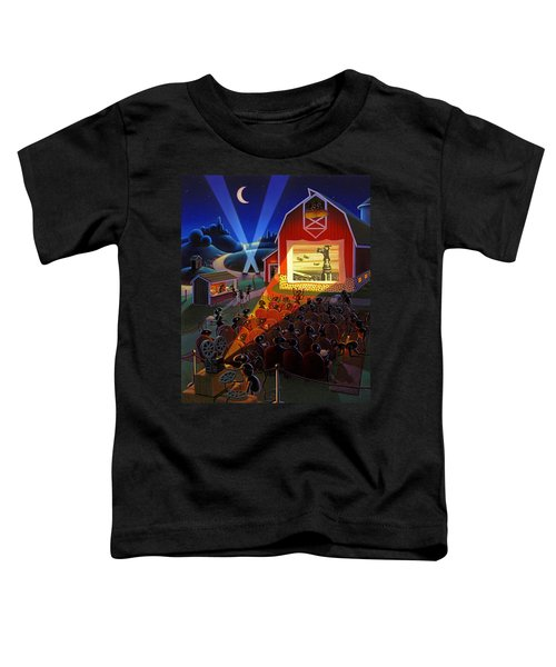 Ants At The Movies Toddler T-Shirt