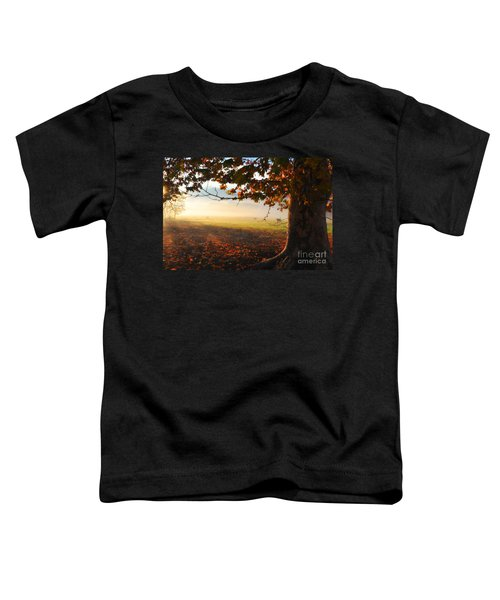 Autumn Tree Toddler T-Shirt