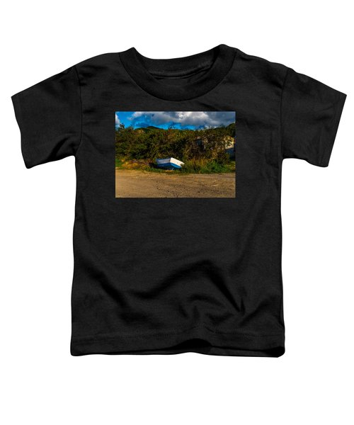 Boat At Rest Toddler T-Shirt