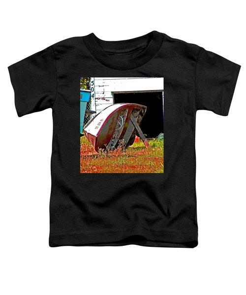 Bottom Up Toddler T-Shirt