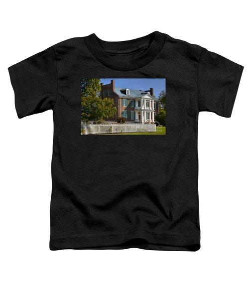 Carnton Plantation Toddler T-Shirt