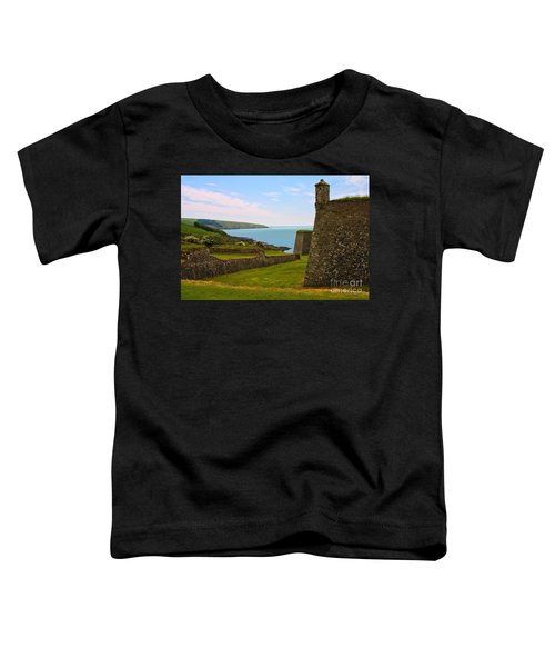 Charles Fort Kinsale Toddler T-Shirt