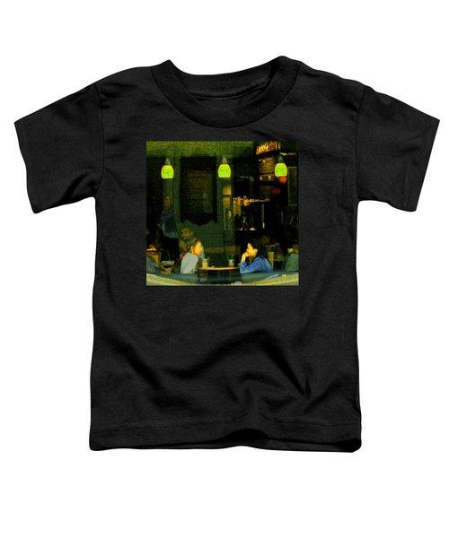 Coffee Talk Toddler T-Shirt