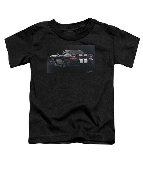Dodge Viper 1 Toddler T-Shirt