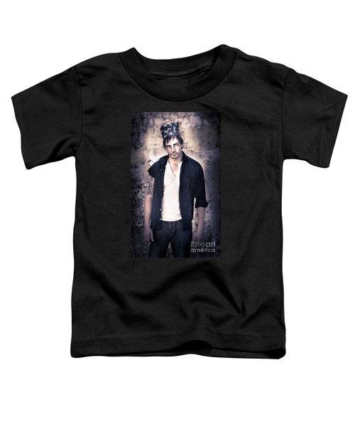 Evil Pirate Toddler T-Shirt