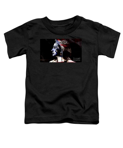 Toddler T-Shirt featuring the mixed media Hillary 2016 by Marvin Blaine