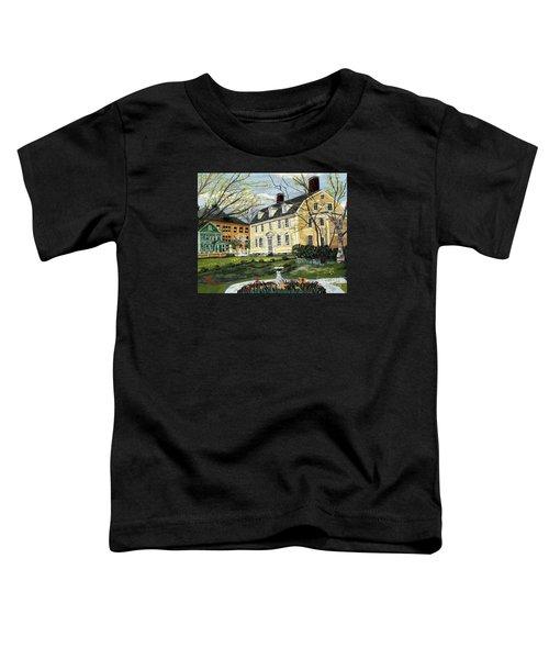 John Paul Jones House Toddler T-Shirt