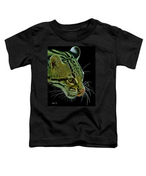 Ocelot Toddler T-Shirt