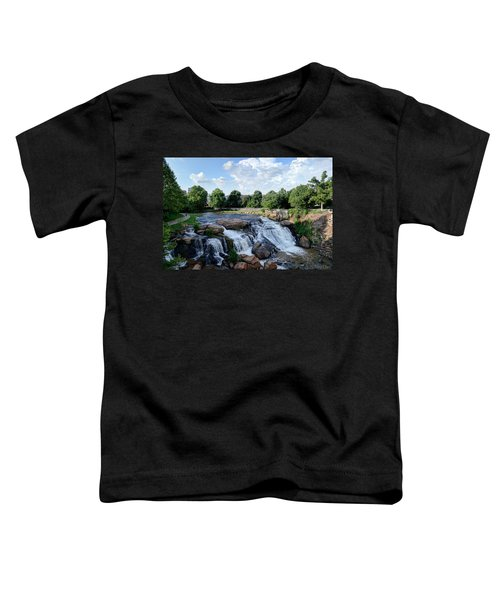 Reedy River Falls Toddler T-Shirt