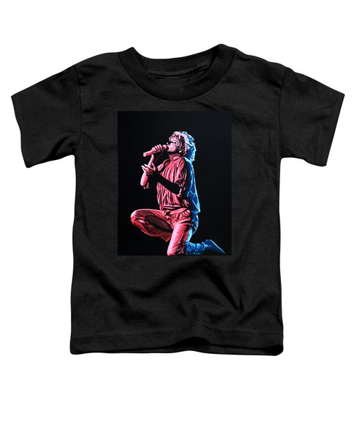 Rod Stewart Toddler T-Shirt