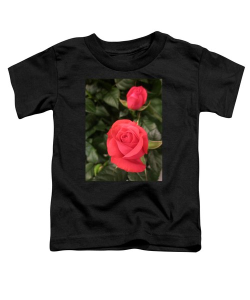 Roses In Red Toddler T-Shirt