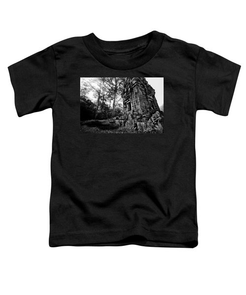 Ruin At Angkor Wat Toddler T-Shirt
