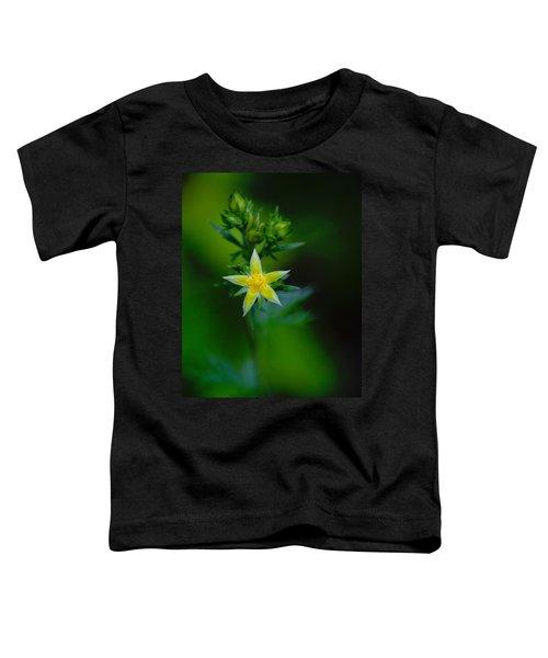 Starflower Toddler T-Shirt