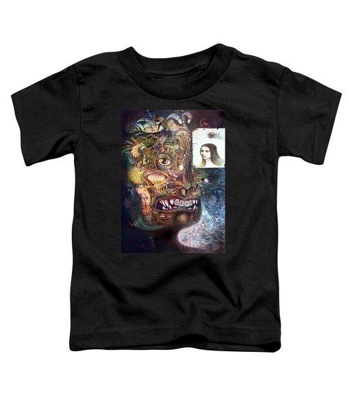 The Beast Of Babylon Toddler T-Shirt