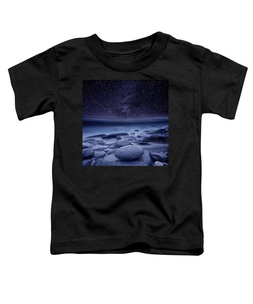 The Cosmos Toddler T-Shirt