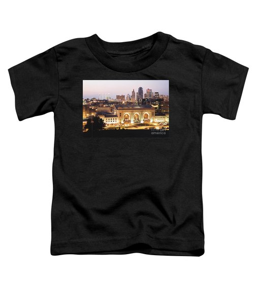 Union Station Evening Toddler T-Shirt