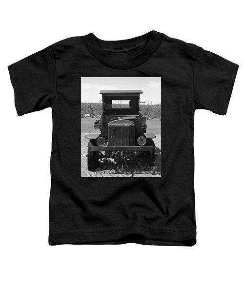 Vintage Stare Down Toddler T-Shirt