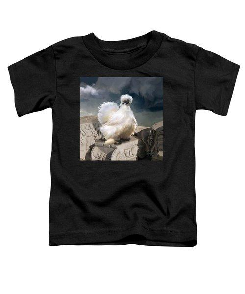 21. Silkie Akropolis Toddler T-Shirt