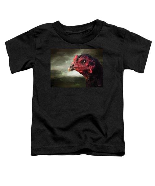 22. Game Hen Toddler T-Shirt
