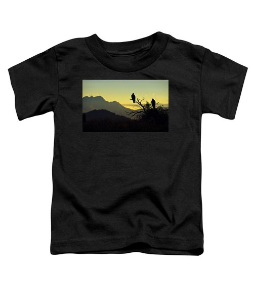 By Dawn's Early Light  Toddler T-Shirt