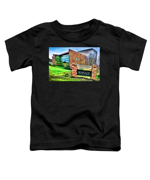 Howard County Library - Miller Branch Toddler T-Shirt