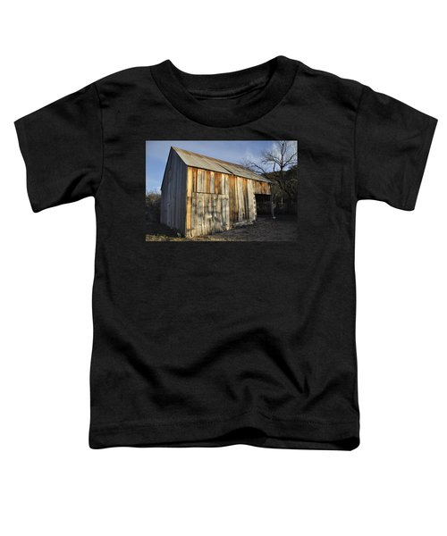 Old Barn Toddler T-Shirt