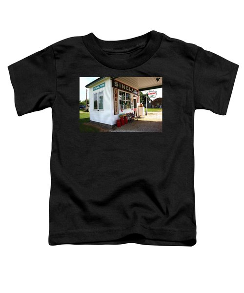 Route 66 Filling Station Toddler T-Shirt
