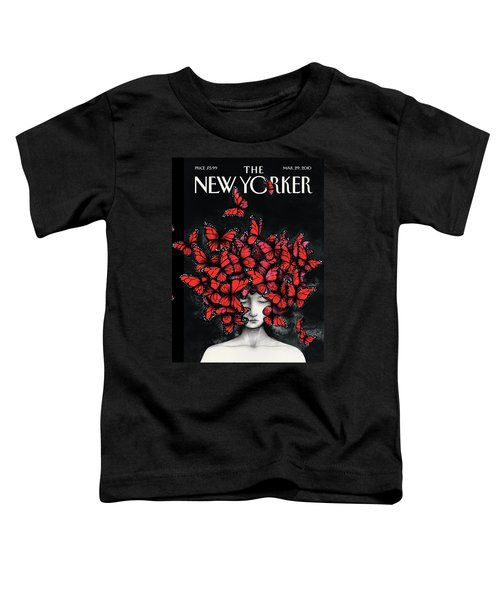 New Yorker March 29th, 2010 Toddler T-Shirt