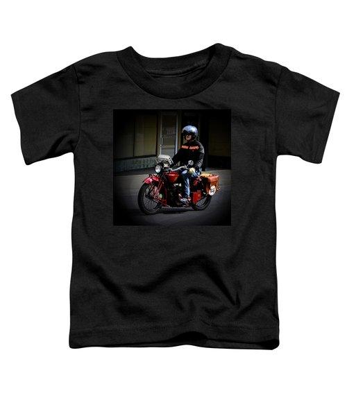 35 Arrives Toddler T-Shirt