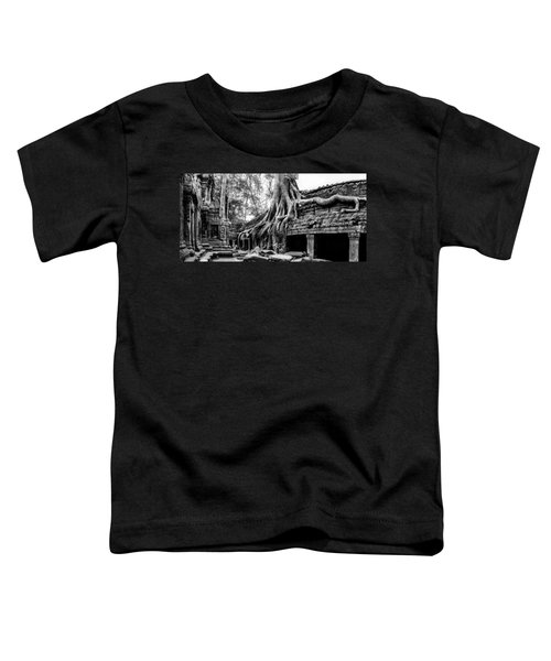 Ta Prohm Ruin Toddler T-Shirt