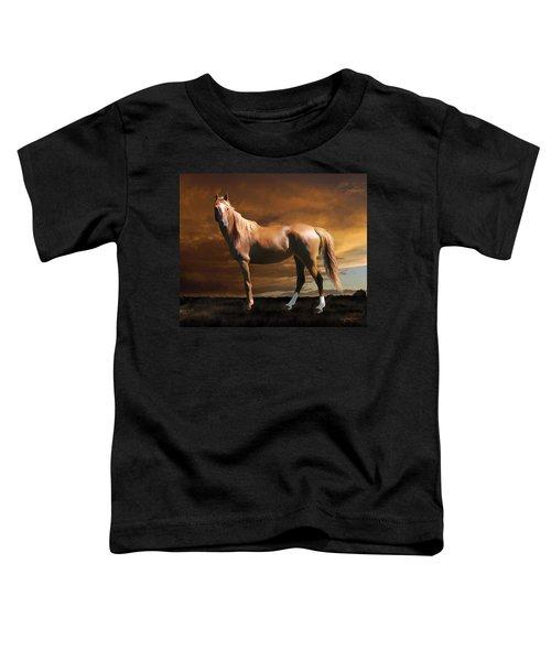5. Fancy Toddler T-Shirt