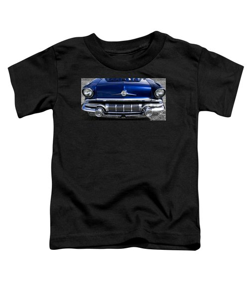 '57 Pontiac Safari Starchief Toddler T-Shirt