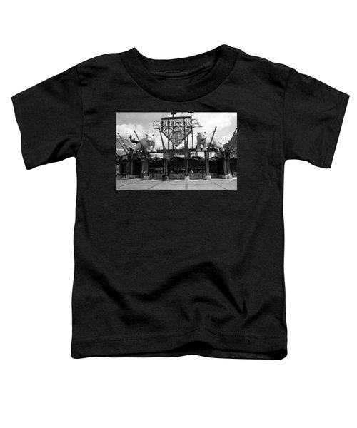 Comerica Park - Detroit Tigers Toddler T-Shirt