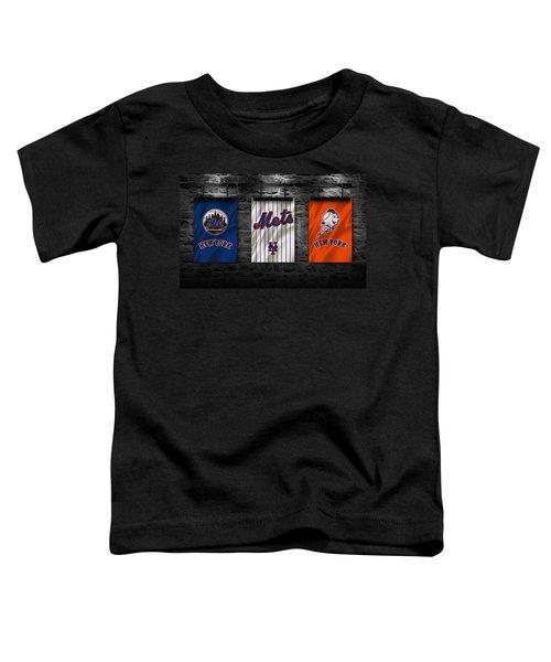 New York Mets Toddler T-Shirt