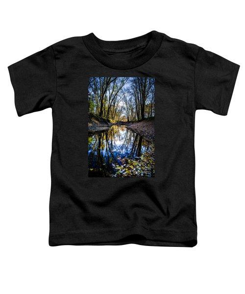 Treasure Of Leaves Toddler T-Shirt