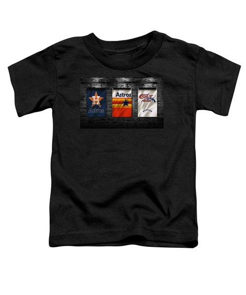 Houston Astros Toddler T-Shirt