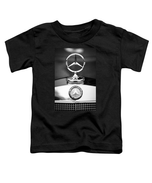 Mercedes-benz Hood Ornament Toddler T-Shirt
