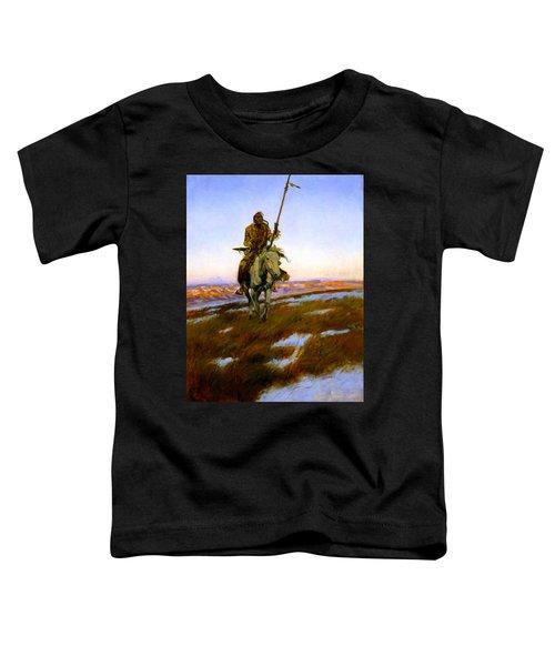 A Cree Indian Toddler T-Shirt