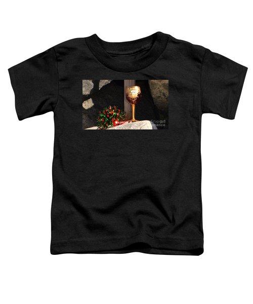 A Fine Beach Christmas Toddler T-Shirt