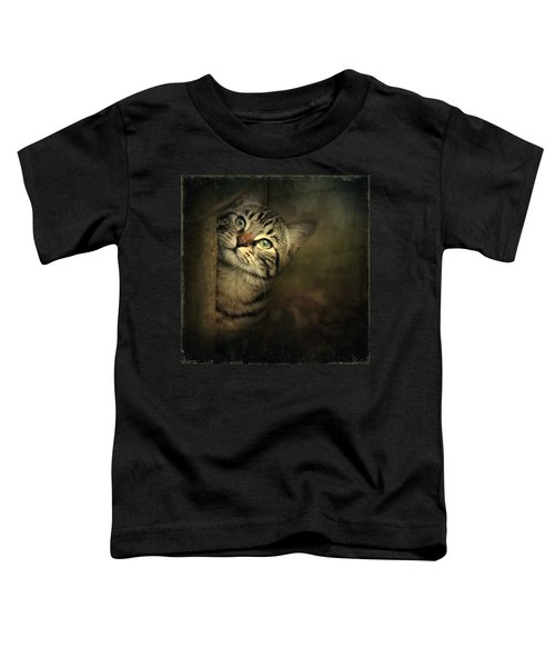 A Little Shy Toddler T-Shirt