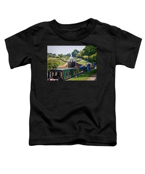 A Long Climb Toddler T-Shirt