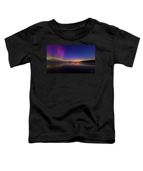 A Majestic Sky Toddler T-Shirt