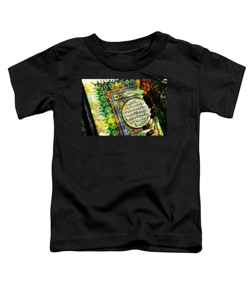 A Page From Quran Toddler T-Shirt