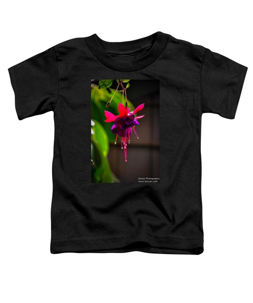 A Special Red Flower  Toddler T-Shirt